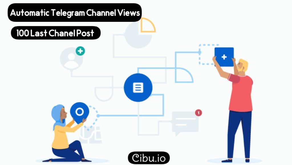 automatic channel views 1024x580 - Automatic Telegram Post Views