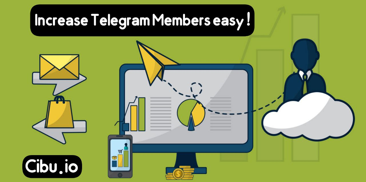 Increase Telegram Members