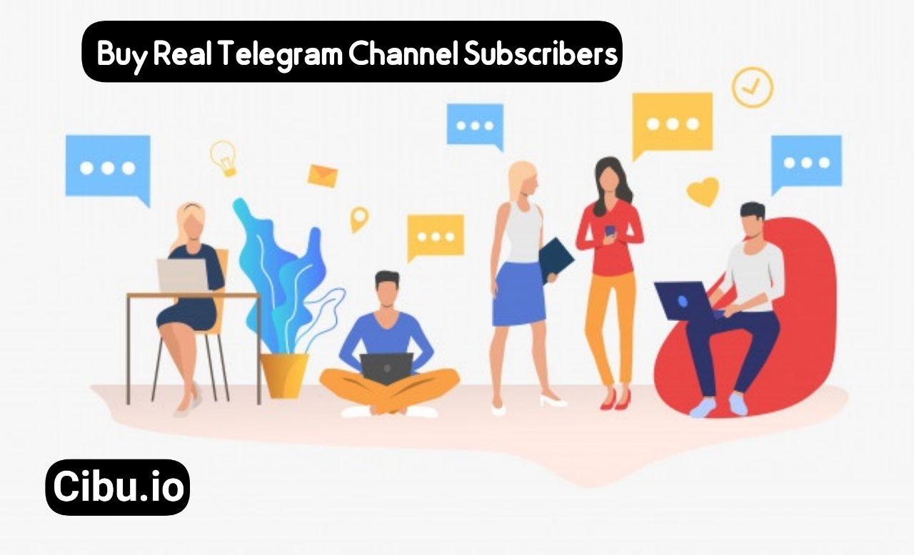 Buy Real Telegram Channel Subscribers