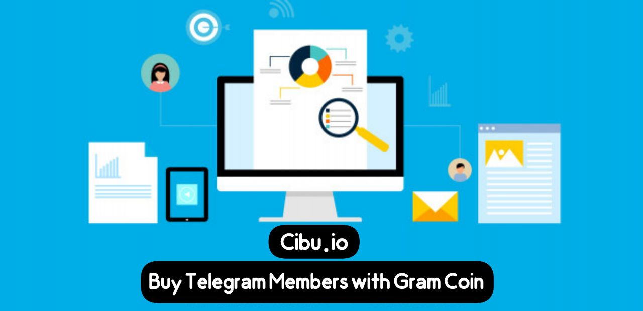 Buy Telegram Members with Gram Coin
