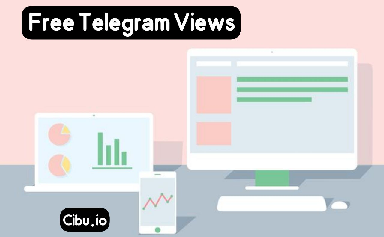 Free Telegram Views