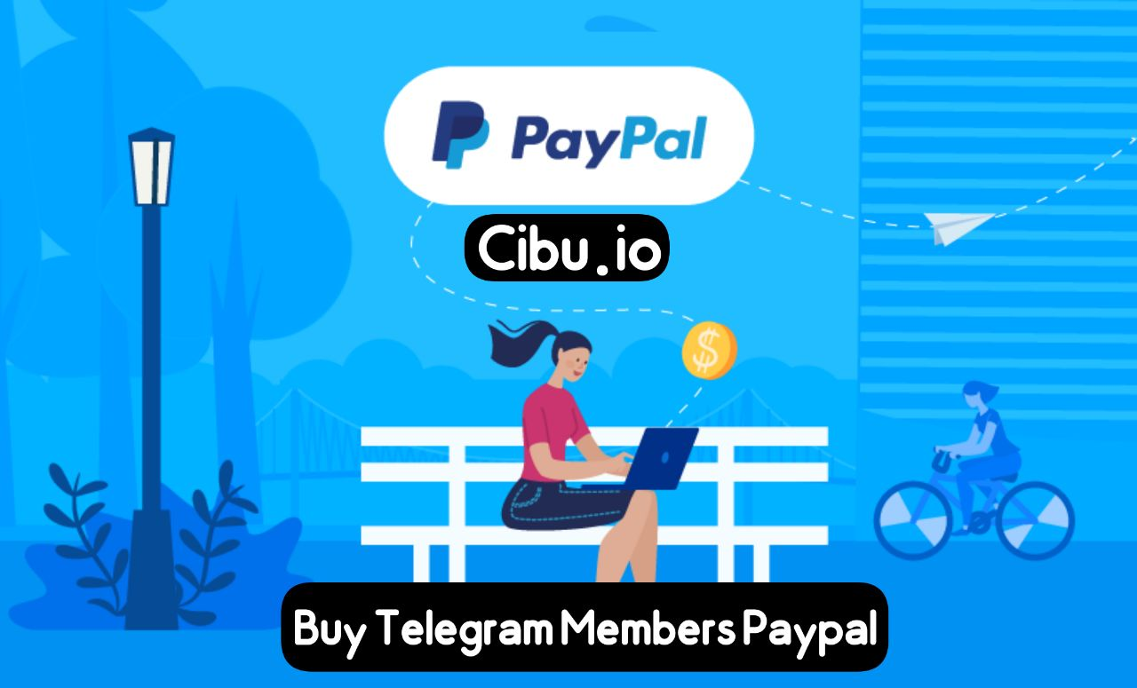 buy telegram members paypal