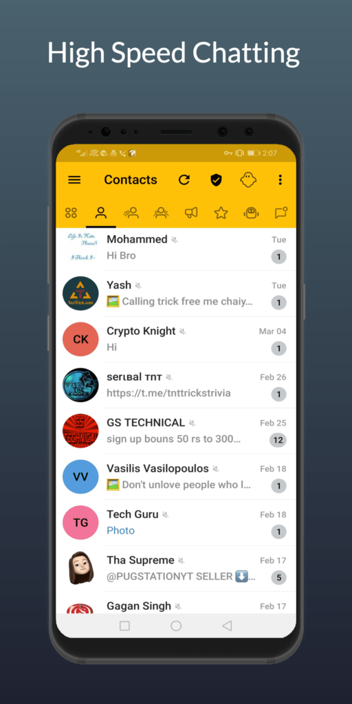 screen 2 512x1024 - Download Telegram APP For Android