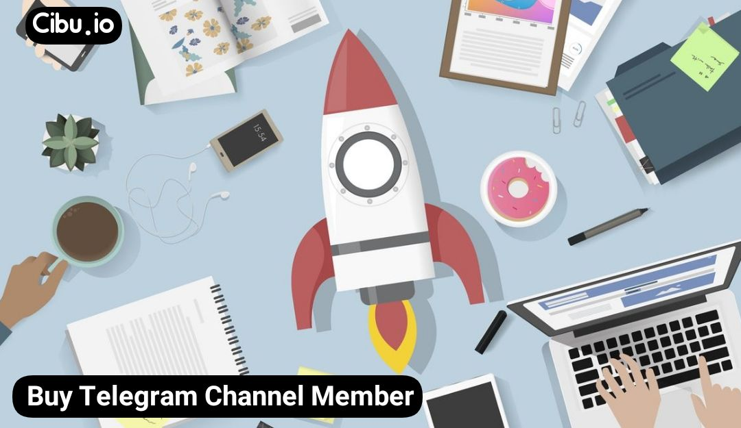 buy telegram channel member