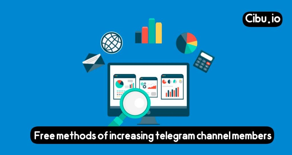 easy way to increase the number of telegram channel members