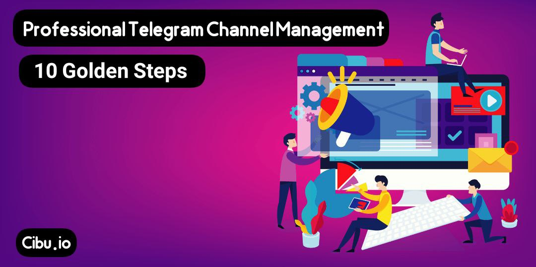 Professional Telegram Channel Management