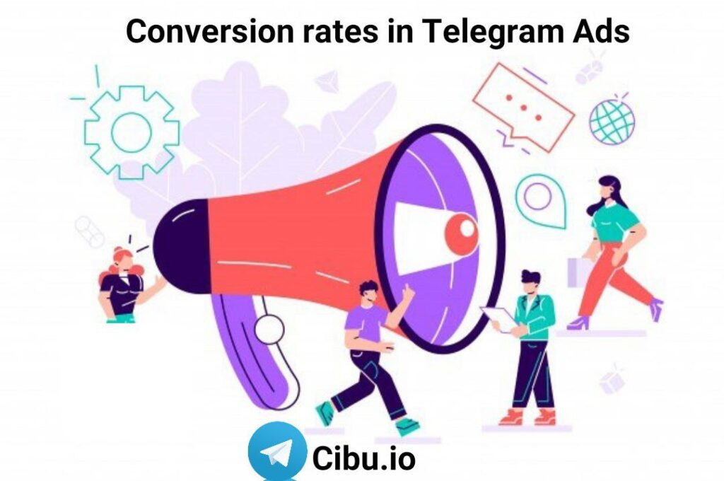 Conversion rates in Telegram ads 1024x680 - Is advertising in Telegram better or Instagram?
